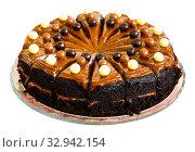 Купить «Assortment of sweets on counter in market», фото № 32942154, снято 8 апреля 2020 г. (c) Яков Филимонов / Фотобанк Лори