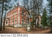 Усадьба в Быково Abandoned manor in Bykovo. Стоковое фото, фотограф Baturina Yuliya / Фотобанк Лори