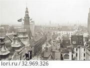 Купить «Breslau (Wroclaw, Poland). Third Reich. 1930s», фото № 32969326, снято 2 января 2019 г. (c) age Fotostock / Фотобанк Лори