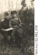 Купить «Сын полка. 1944», фото № 32982318, снято 13 июля 2020 г. (c) Retro / Фотобанк Лори
