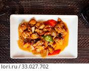 Купить «Chicken teriyaki», фото № 33027702, снято 29 февраля 2020 г. (c) Яков Филимонов / Фотобанк Лори