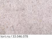 Купить «Текстура грубой ткани», фото № 33046078, снято 7 февраля 2020 г. (c) Игорь Долгов / Фотобанк Лори