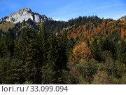 Купить «ammer mountains», фото № 33099094, снято 26 февраля 2020 г. (c) PantherMedia / Фотобанк Лори