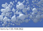 Купить «floating bubbles», фото № 33104062, снято 18 февраля 2020 г. (c) PantherMedia / Фотобанк Лори