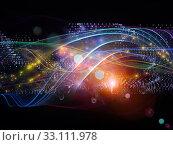 Купить «Paradigm of Dynamic Waves», фото № 33111978, снято 6 июля 2020 г. (c) PantherMedia / Фотобанк Лори