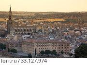 Купить «Toledo Cathedral, Spain», фото № 33127974, снято 22 февраля 2020 г. (c) PantherMedia / Фотобанк Лори