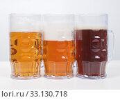 Купить «German beer», фото № 33130718, снято 1 июня 2020 г. (c) PantherMedia / Фотобанк Лори