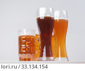 Купить «German beer», фото № 33134154, снято 1 июня 2020 г. (c) PantherMedia / Фотобанк Лори