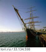 San Diego harbor. Стоковое фото, фотограф Julius Fekete / PantherMedia / Фотобанк Лори