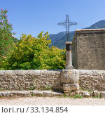 village in provence. Стоковое фото, фотограф Dzinnik Darius / PantherMedia / Фотобанк Лори