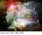 Dream Visualization. Стоковое фото, фотограф Andrew Ostrovsky / PantherMedia / Фотобанк Лори