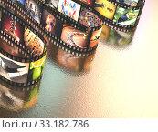 Купить «Photographic Film», фото № 33182786, снято 23 февраля 2020 г. (c) PantherMedia / Фотобанк Лори