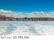 View of Grado (Gorizia), Friuli Venezia Giulia, Italy. Стоковое фото, фотограф Roberta Patat / PantherMedia / Фотобанк Лори