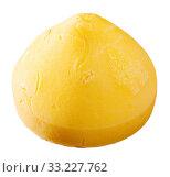 Купить «Traditional breast-shaped Galician cheese Tetilla», фото № 33227762, снято 26 февраля 2020 г. (c) Яков Филимонов / Фотобанк Лори