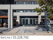 Купить «Newly opened Mercedes-Platz in Berlin-Friedrichshain», фото № 33228742, снято 14 октября 2018 г. (c) Caro Photoagency / Фотобанк Лори