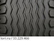 Купить «Hamburg, Germany, tread pattern of a tyre», фото № 33229466, снято 5 июля 2019 г. (c) Caro Photoagency / Фотобанк Лори
