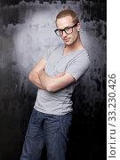 Купить «Good looking metrosexual gay men», фото № 33230426, снято 5 апреля 2020 г. (c) PantherMedia / Фотобанк Лори