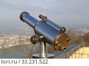 Купить «telescope», фото № 33231522, снято 5 июня 2020 г. (c) PantherMedia / Фотобанк Лори