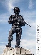Купить «Spec ops police SWAT», фото № 33232878, снято 6 июня 2020 г. (c) PantherMedia / Фотобанк Лори