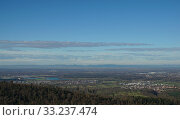 Купить «panoramablick on the rhine valley», фото № 33237474, снято 26 февраля 2020 г. (c) PantherMedia / Фотобанк Лори