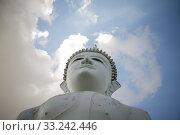 THAILAND ISAN SURIN WAT PHANOM SAWAI BUDDHA. Стоковое фото, фотограф ursa lexander flueler / PantherMedia / Фотобанк Лори
