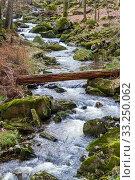 Nationalpark Harz Ilsetal. Стоковое фото, фотограф Daniel Kühne / PantherMedia / Фотобанк Лори