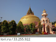 Buddhist temples of Ava in Myanmar. Стоковое фото, фотограф roland brack / PantherMedia / Фотобанк Лори