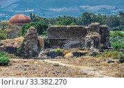 Купить «Miletus Ancient City and Theatre in Turkey», фото № 33382270, снято 20 июля 2019 г. (c) Sergii Zarev / Фотобанк Лори