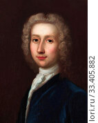 Купить «Robert Whytt, 1714-1766. Scottish physician. After a work by Giovanni Battista Bellucci. Cropped version of a work held in the Wellcome Collection.», фото № 33405882, снято 18 февраля 2020 г. (c) age Fotostock / Фотобанк Лори