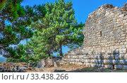 Купить «Ancient city Priene in Turkey», фото № 33438266, снято 20 июля 2019 г. (c) Sergii Zarev / Фотобанк Лори