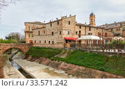 Купить «San Giovanni in Marignano town in Italy», фото № 33571242, снято 29 февраля 2020 г. (c) Роман Сигаев / Фотобанк Лори