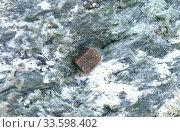 Купить «Perovskite is a calcium titanium oxide mineral. Crystal.», фото № 33598402, снято 4 апреля 2020 г. (c) age Fotostock / Фотобанк Лори