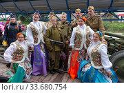 День Победы (2019 год). Редакционное фото, фотограф Андрей Мигелев / Фотобанк Лори