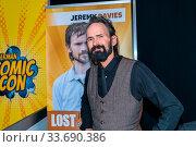 Купить «DORTMUND, GERMANY - December 8th 2019: Jeremy Davies (*1969, American actor - Lost, Twister, Sleepy Hollows) at German Comic Con Dortmund, a two day fan convention», фото № 33690386, снято 26 мая 2020 г. (c) age Fotostock / Фотобанк Лори