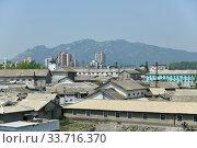 Купить «North Korea. Kaesong», фото № 33716370, снято 5 мая 2019 г. (c) Знаменский Олег / Фотобанк Лори