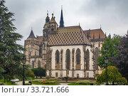 St Elisabeth Cathedral, Kosice, Slovakia (2019 год). Стоковое фото, фотограф Boris Breytman / Фотобанк Лори