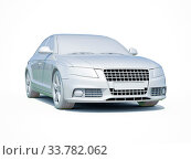 Купить «3d render: Car White Blank Template, 3d White Car Icon with Shadow, Business Sedan Car on White Background, Car Isolated, Automobile Isolated, Automobile Service Sign, Auto Body, Automobile Industry», фото № 33782062, снято 5 августа 2020 г. (c) age Fotostock / Фотобанк Лори