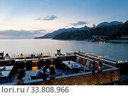 Купить «Malaysia, Malaisie, island, Langkawi, Malacca, plage, Strand, beach, Hôtel, hotel, Hotel, bar, Bar», фото № 33808966, снято 3 июля 2020 г. (c) age Fotostock / Фотобанк Лори