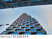 Купить «Norra Torren skyscraper, Vasastaden (Vasastan), Norrmalm, Stockholm, Sweden», фото № 33839814, снято 4 апреля 2019 г. (c) age Fotostock / Фотобанк Лори