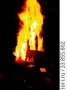 Купить «The burning of the vanities, bonfires of the vanities or burning of idols (Baalism). Fantasy», фото № 33855802, снято 7 июня 2020 г. (c) easy Fotostock / Фотобанк Лори