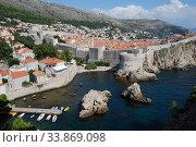Купить «Dubrovnik», фото № 33869098, снято 10 сентября 2009 г. (c) Александр Карпенко / Фотобанк Лори