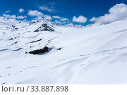 Купить «Caucasus mountains in Russia», фото № 33887898, снято 21 мая 2016 г. (c) Юлия Белоусова / Фотобанк Лори