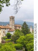 Area della Gastaldaga, Cividale Del Friuli, Friuli-Venezia Giulia, Italy. Стоковое фото, фотограф Richard Semik / easy Fotostock / Фотобанк Лори