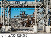 The production capacity of sugar factories. Стоковое фото, фотограф Nataliia Zhekova / Фотобанк Лори