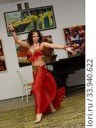 Купить «Балашиха, индийский танец в Картинной галереи», эксклюзивное фото № 33940622, снято 6 ноября 2008 г. (c) Дмитрий Неумоин / Фотобанк Лори