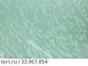 Купить «Grey Fabric blind curtain texture background», фото № 33967854, снято 23 января 2017 г. (c) Nataliia Zhekova / Фотобанк Лори