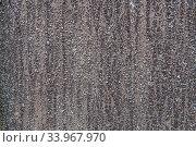 Купить «Old ruberoid abstract background texture.», фото № 33967970, снято 8 мая 2017 г. (c) Nataliia Zhekova / Фотобанк Лори