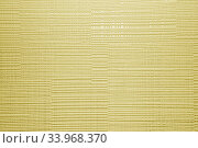 Pockmarked vinyl wallpapers background texture. Стоковое фото, фотограф Nataliia Zhekova / Фотобанк Лори