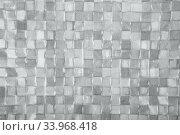 Купить «classic tile wall texture for interior», фото № 33968418, снято 3 февраля 2016 г. (c) Nataliia Zhekova / Фотобанк Лори