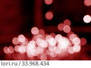 Beautiful Christmas background. Стоковое фото, фотограф Nataliia Zhekova / Фотобанк Лори